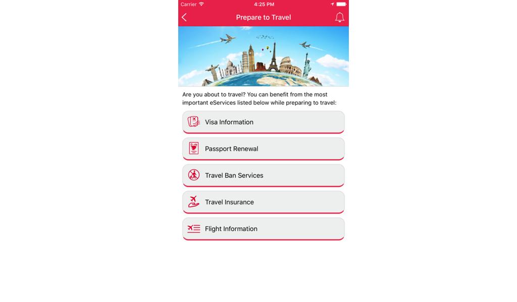 Bahrain - App 3