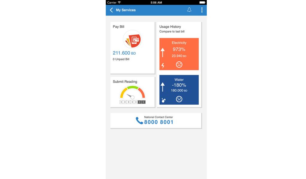 Bahrain - App 6