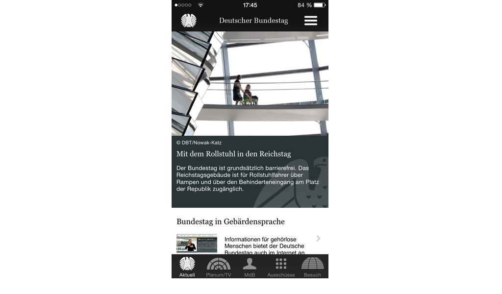 Bundestag - App 4