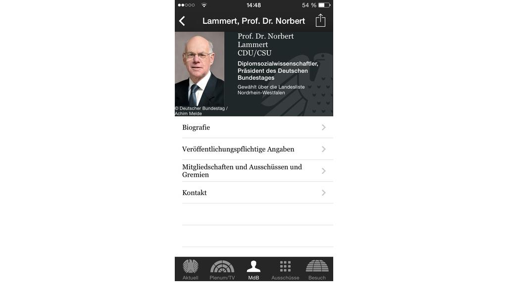 Bundestag - App 5