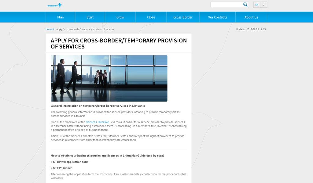 Business Gateway - Borders