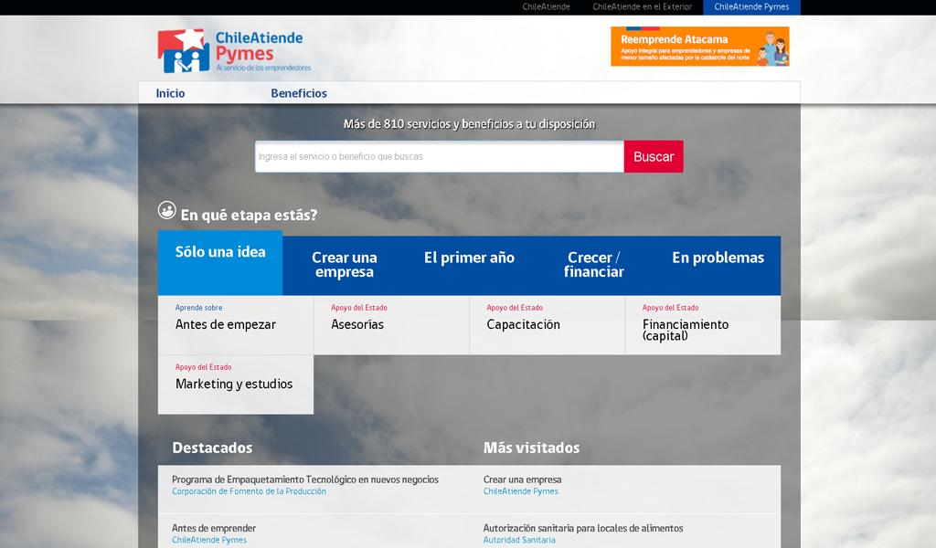 Chile - Enterpreneurs