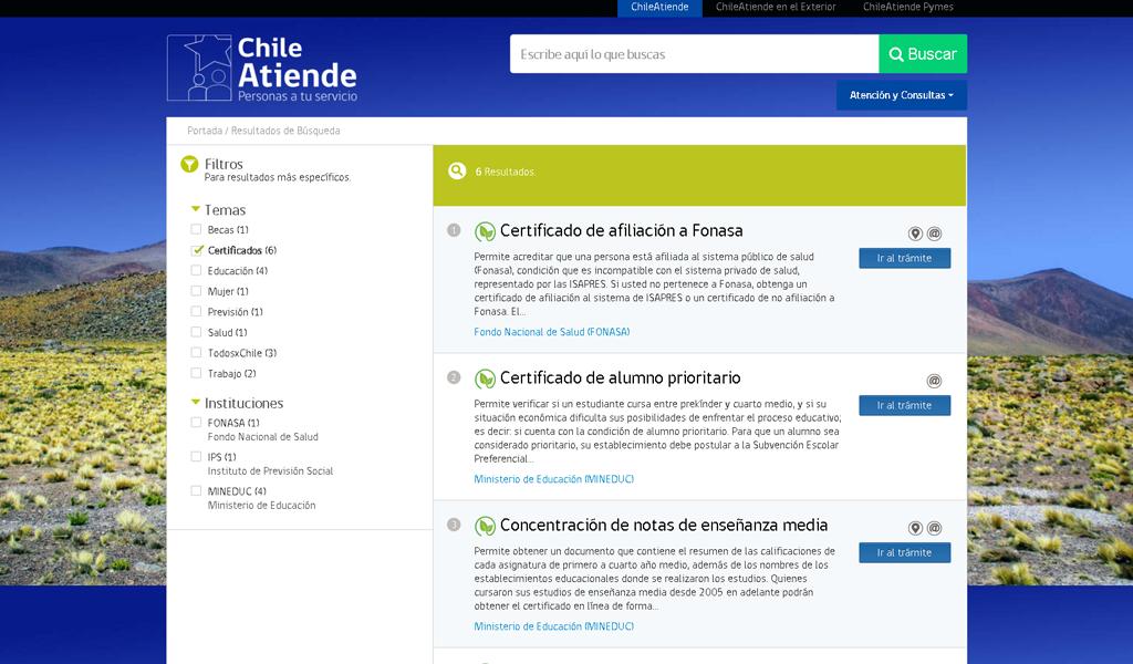 Chile - Text copy