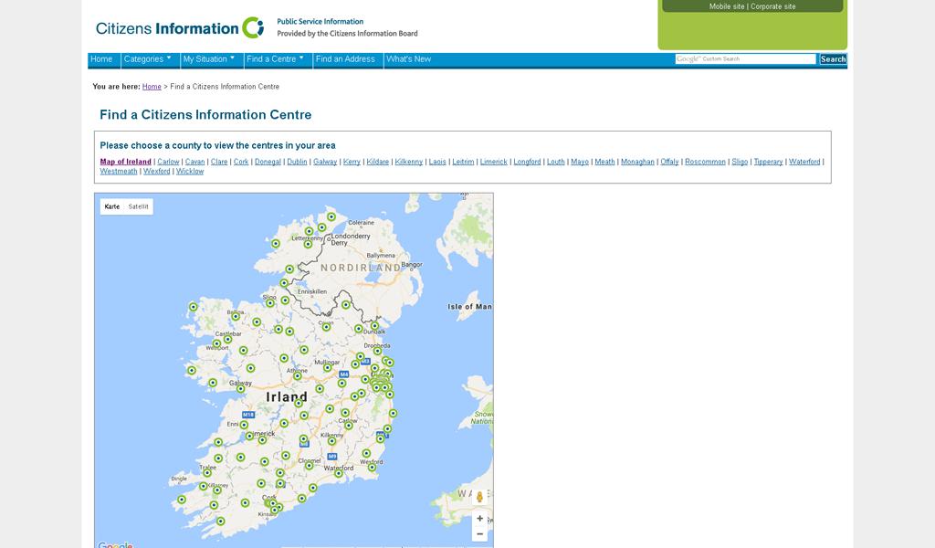 Ireland - Find