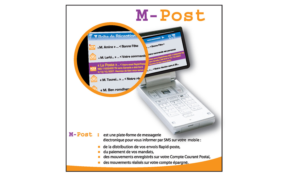 La poste - M Post
