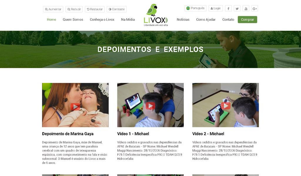 Livox - Examples