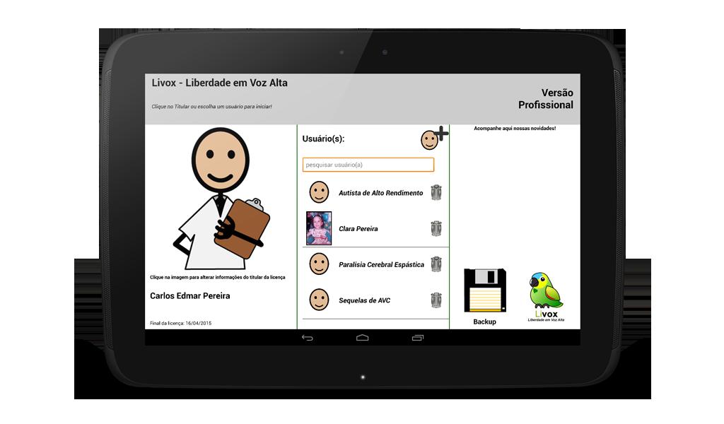 Livox - Tablet 2