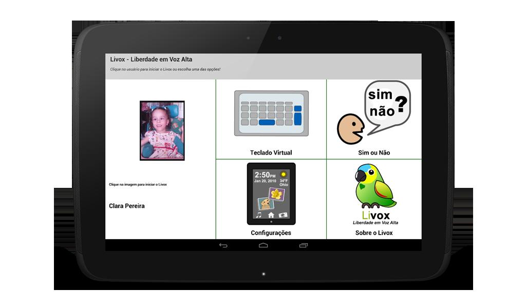 Livox - Tablet 3