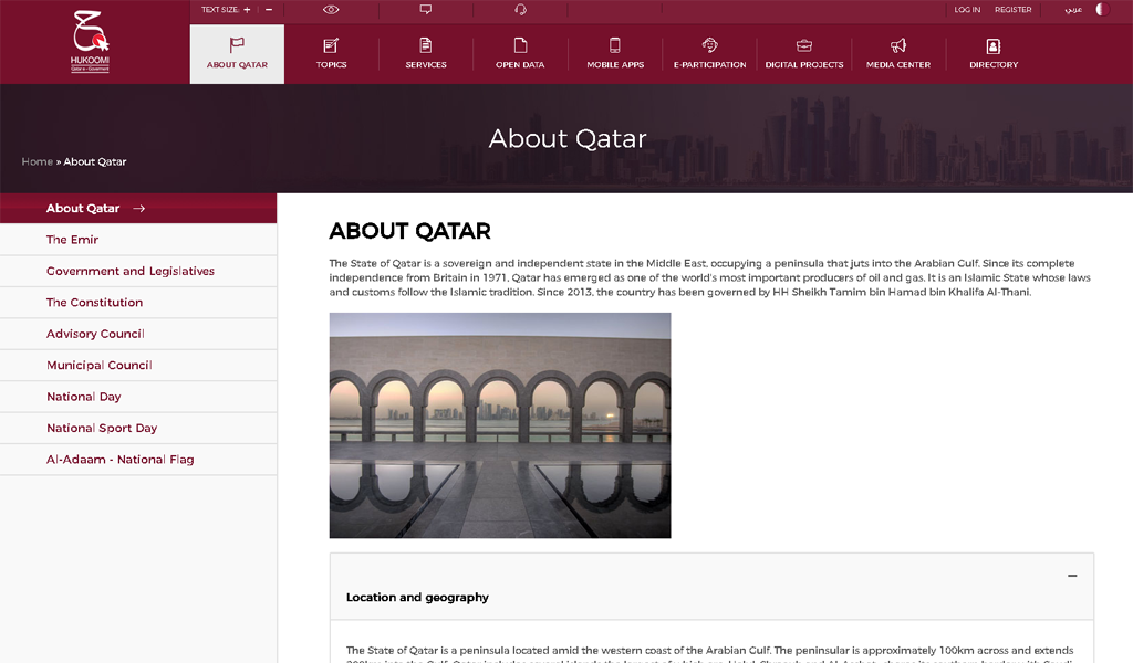 Qtar - About