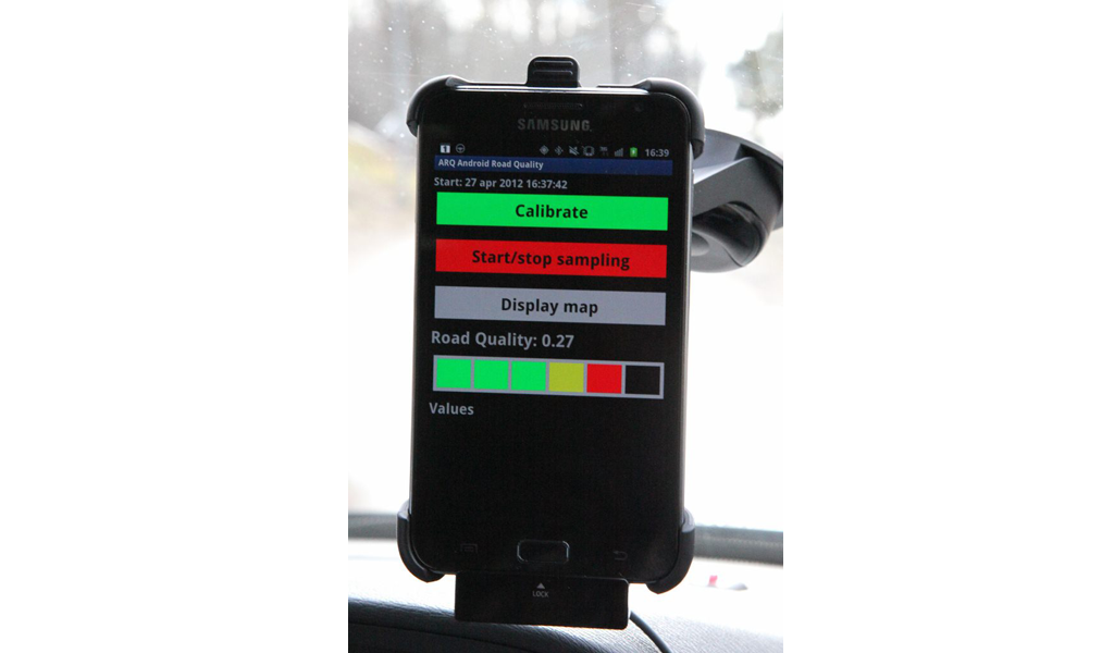 Roadroid - App