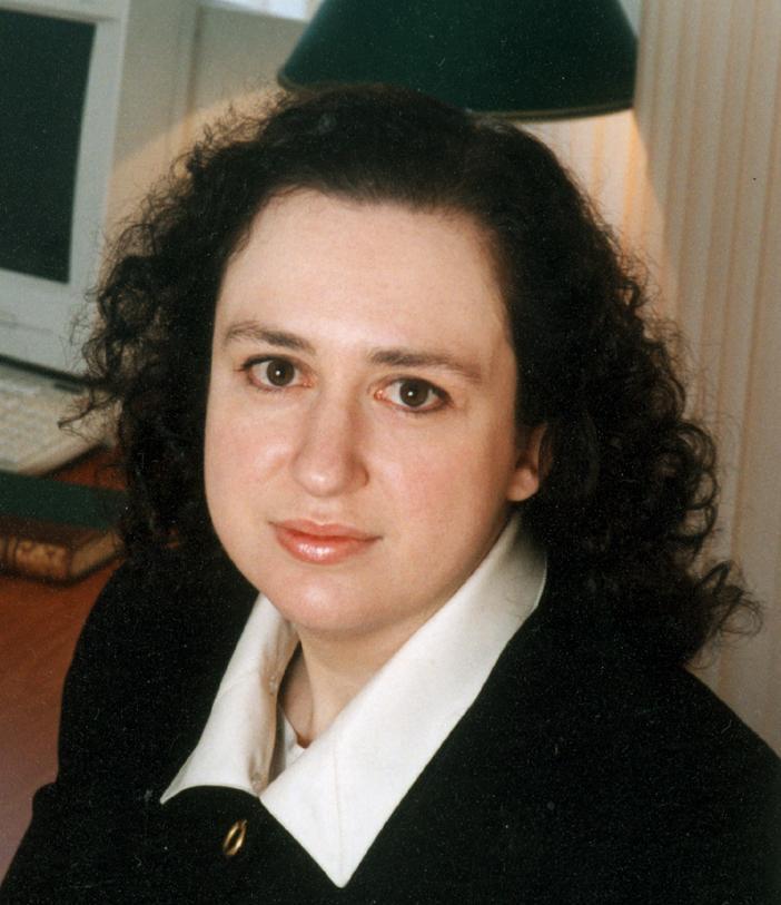 Anya Sverdlov