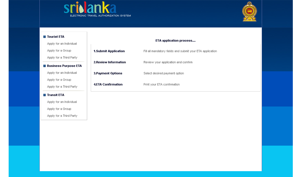 SriLanka IBMS - Application