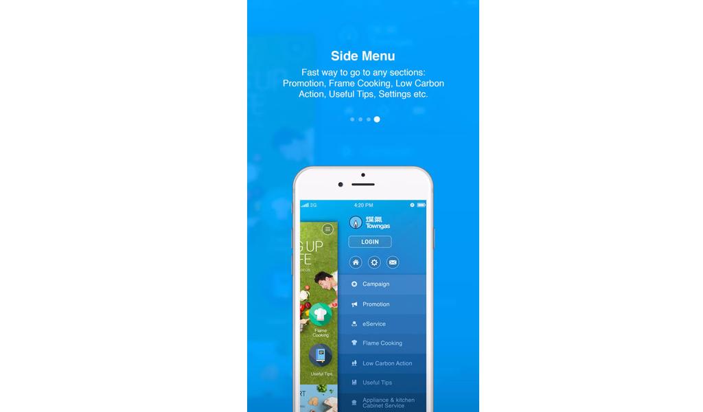 Towngas - App 4