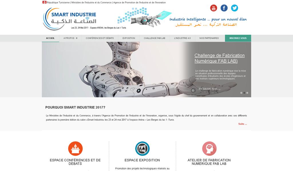 Tunisia - smart industrie