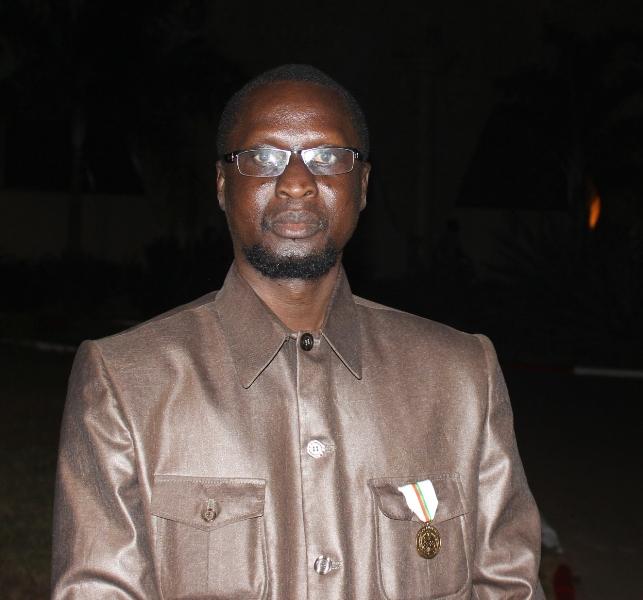 Sylvestre Ouedraogo