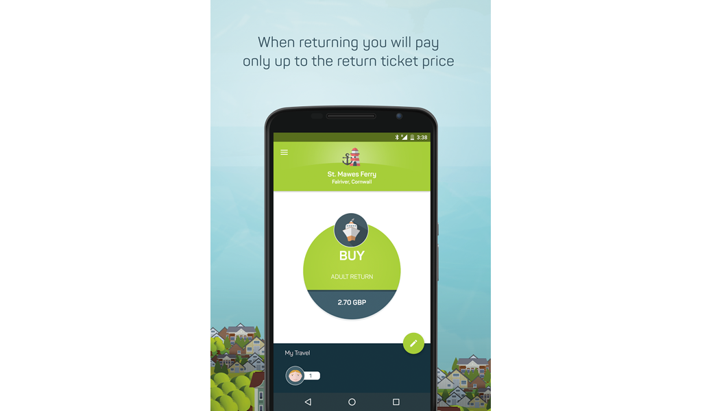 Tickey - App 1