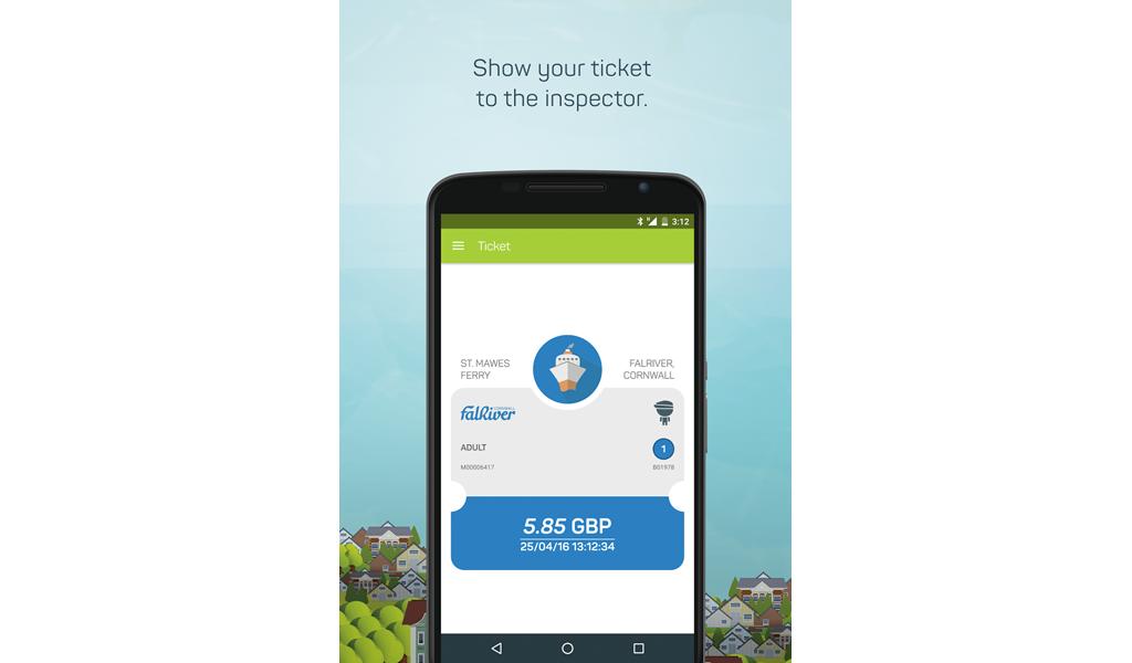 Tickey - App 2