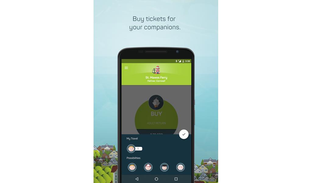 Tickey - App 3