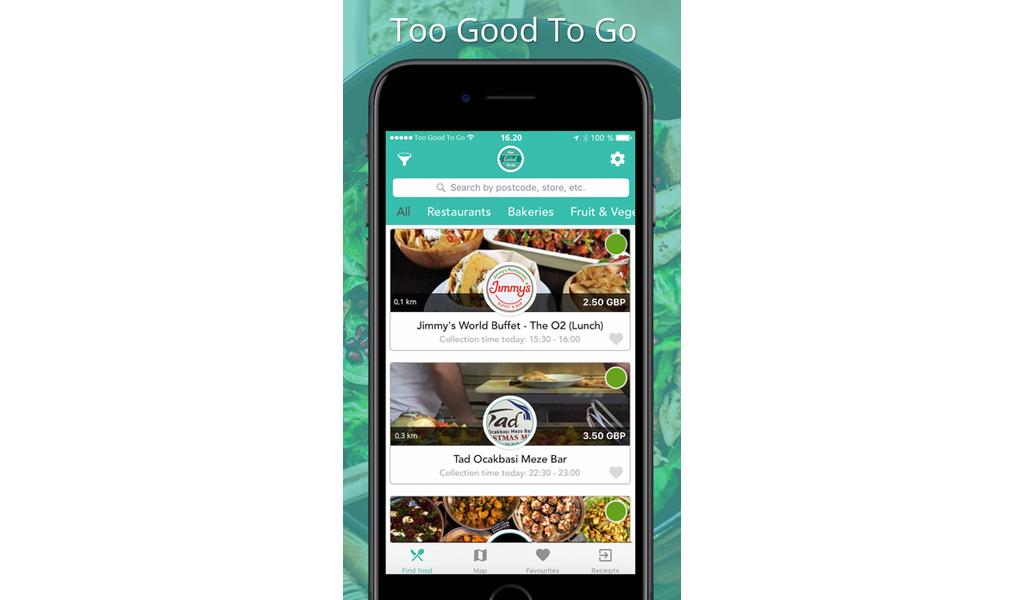 Too Good - App 1