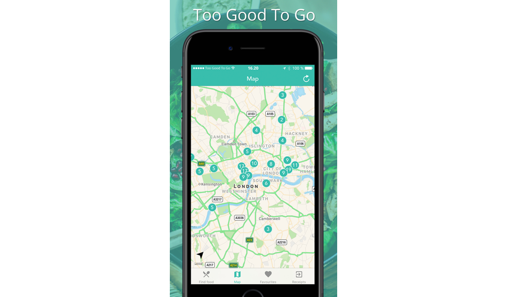 Too Good - App 2