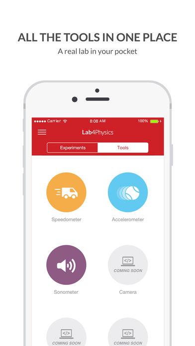 Lab4u - App 2