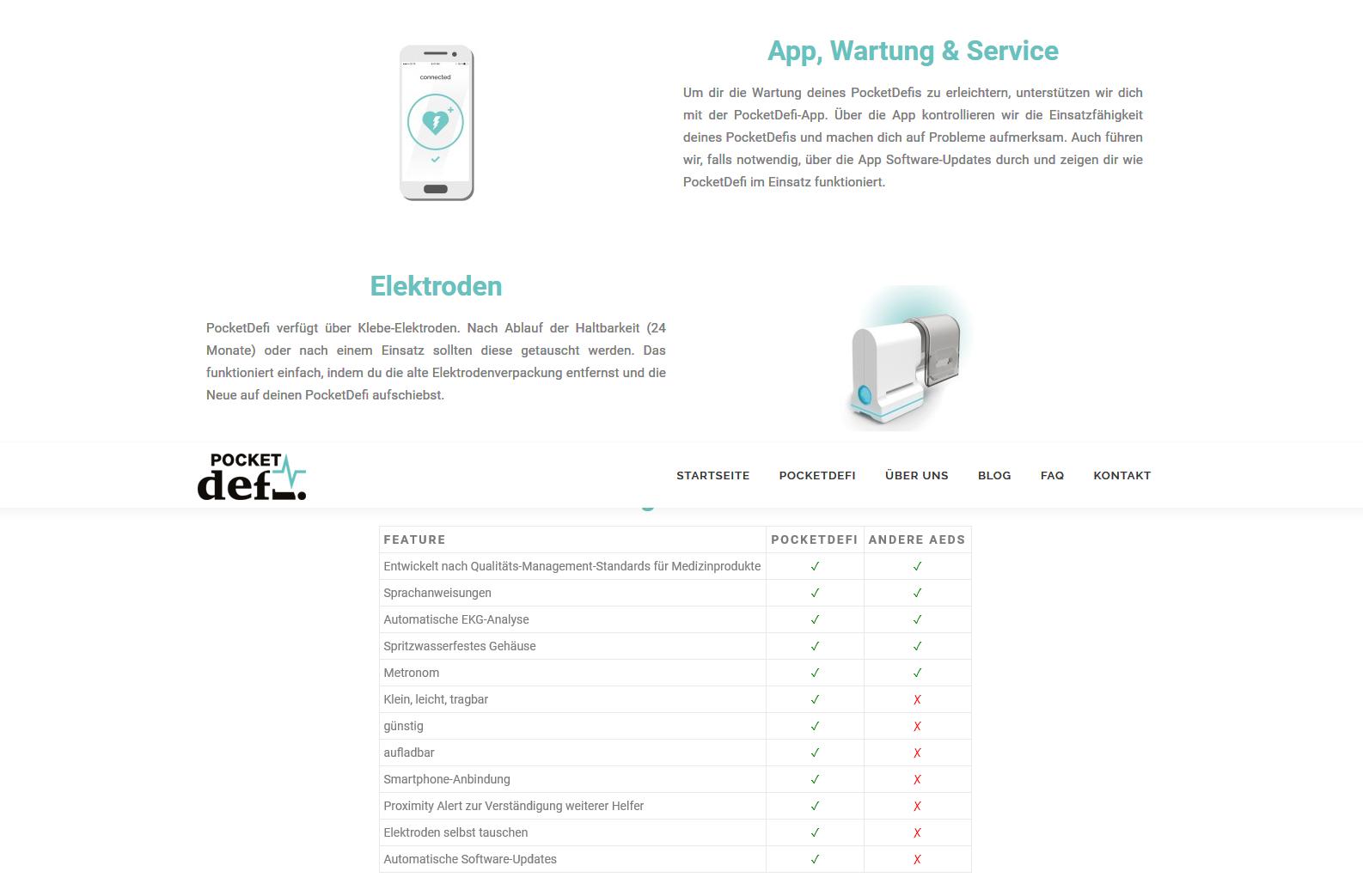 PocketDefi - App