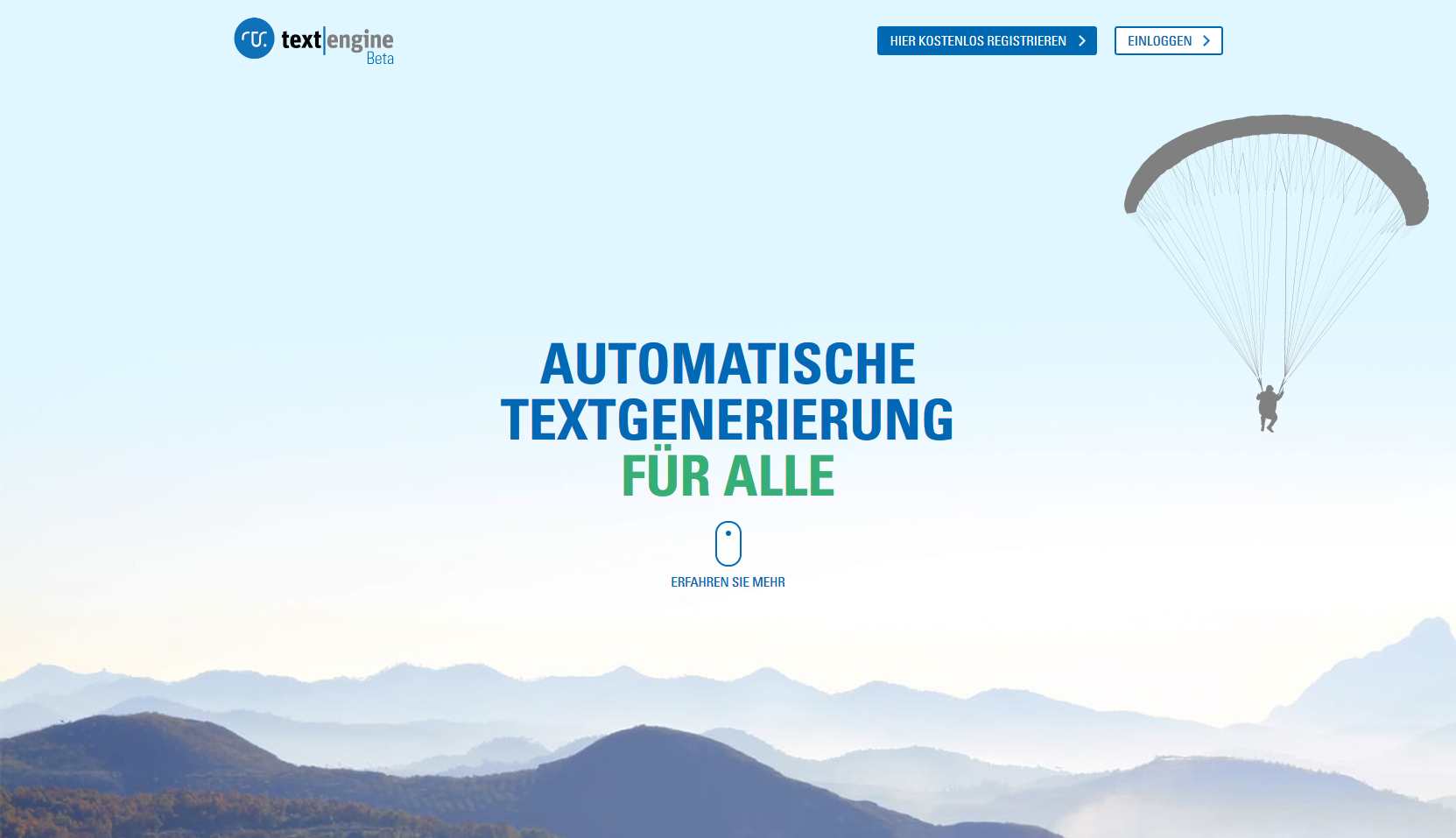 Retresco - Text engine