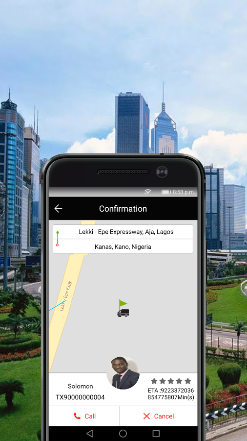 Truckit - App 6