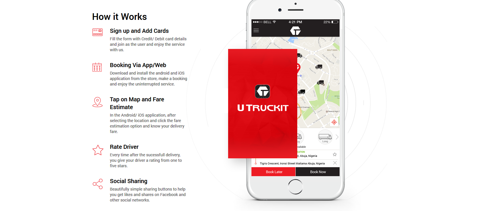 Truckit - How works