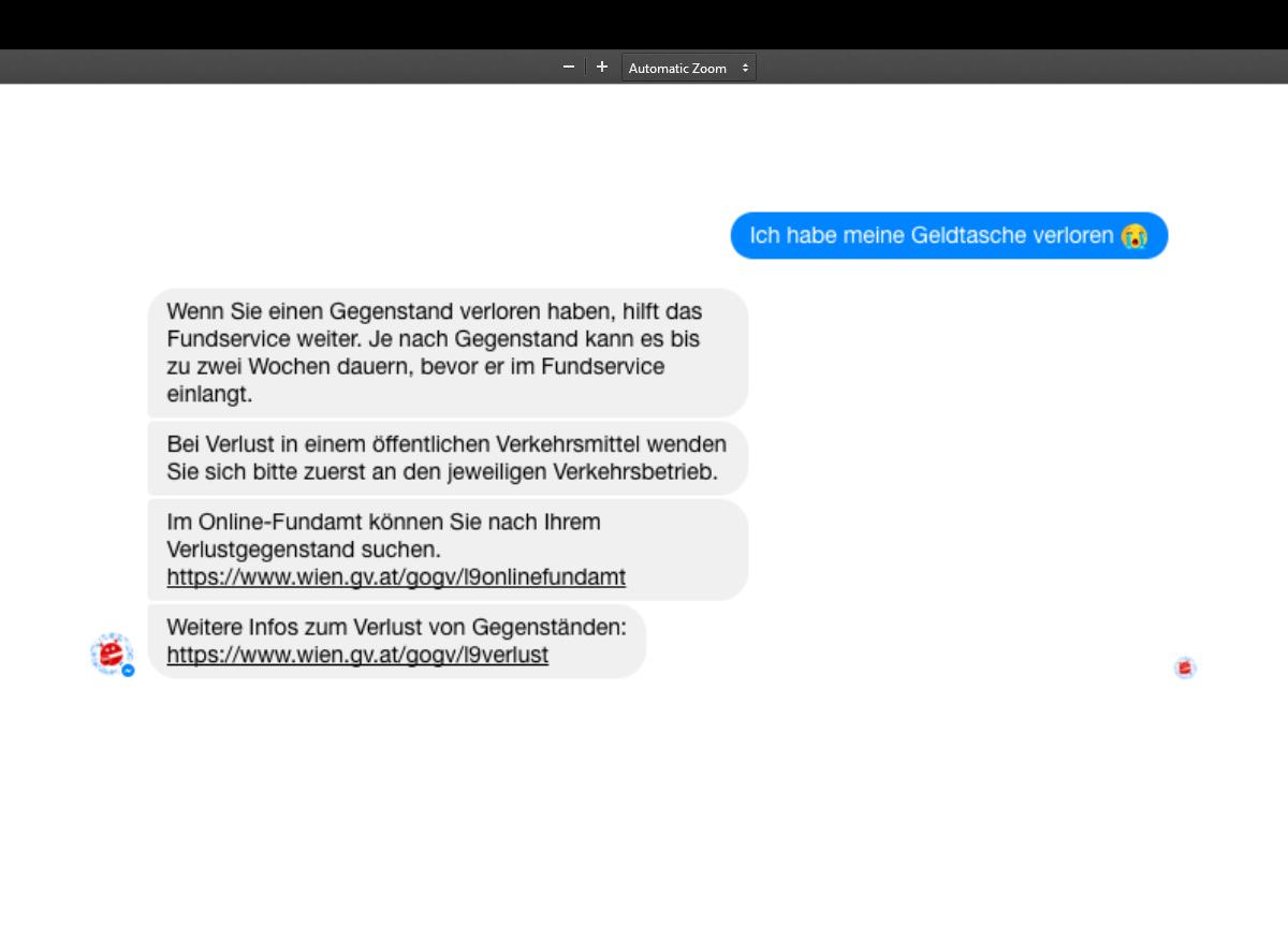 WienBot - App 4