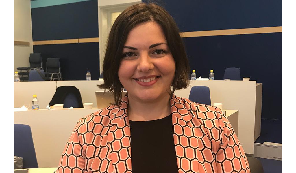 Ana Mazmishvili