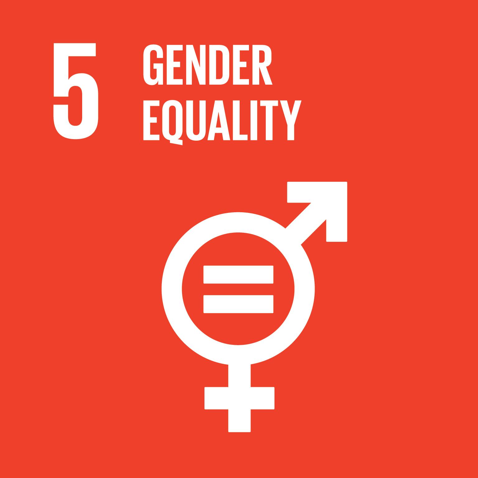 05 Gender equality