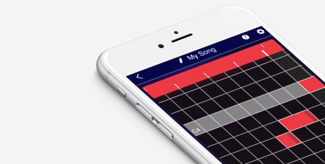 UMix-Music-App-smartphone
