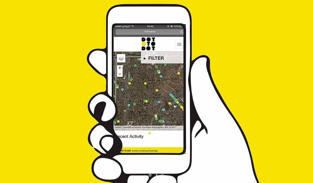 dot-to-dot-app