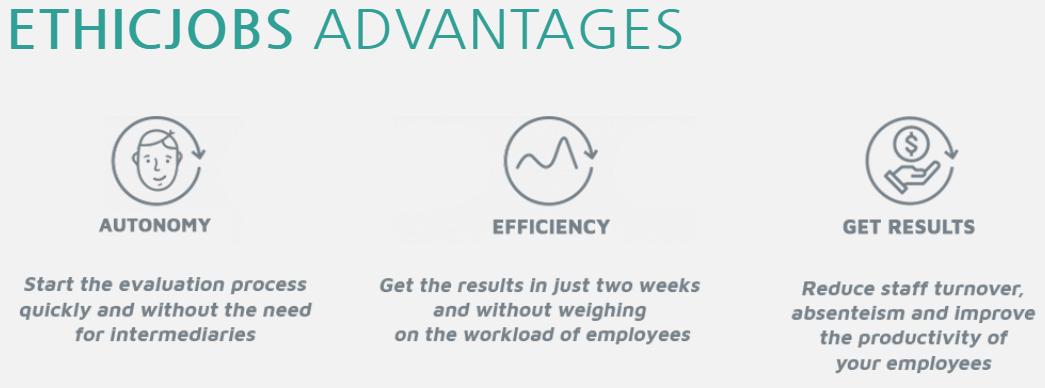 ethic-jobs-advantages