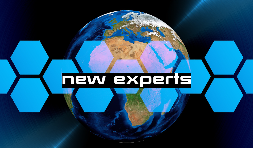 Virtuosity from Oceania, Asia and South America - the new WSA Experts