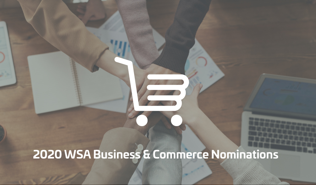 Nominees 2020 - Business & Commerce