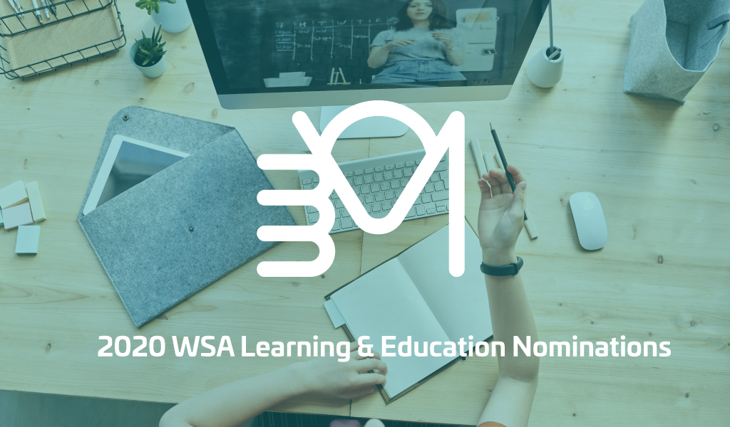 Nominees 2020 - Learning & Education