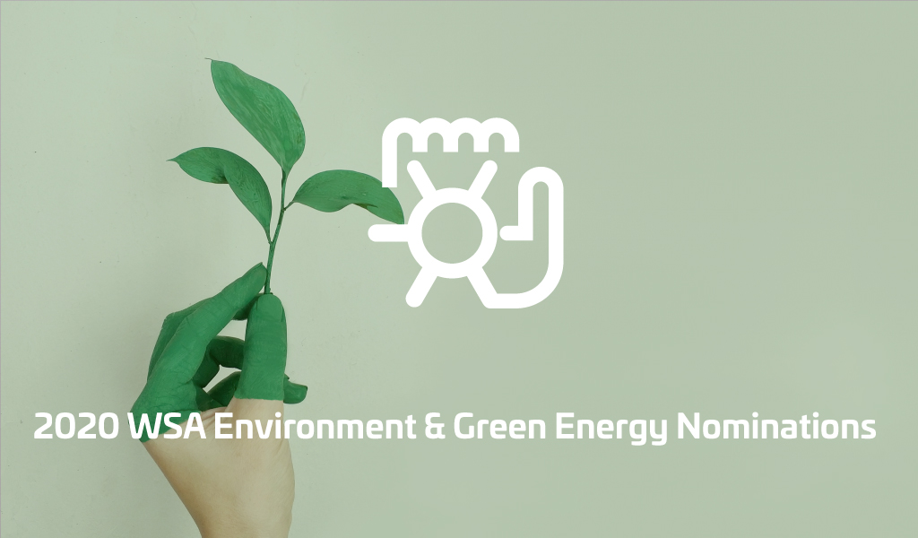 Nominees 2020 - Environment & Green Energy