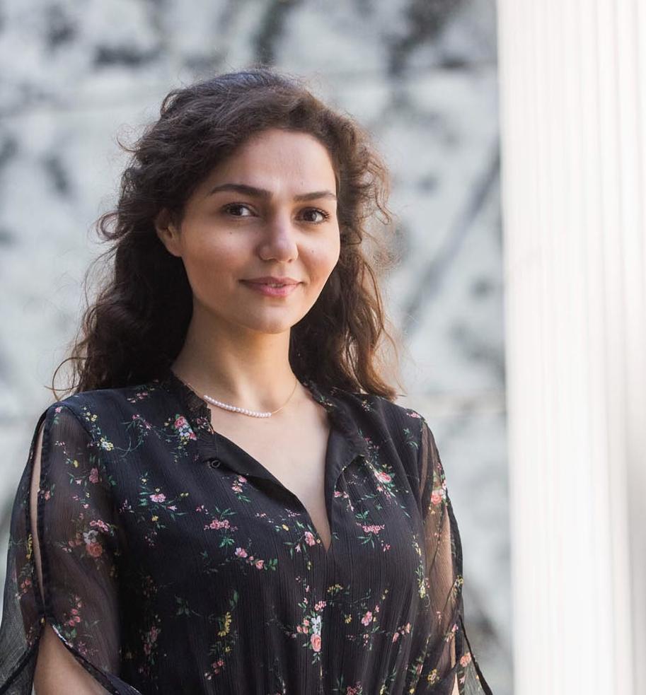 Tahereh Pazouki