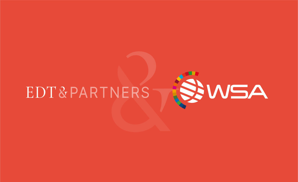 EDT&Partners and WSA announces partnership